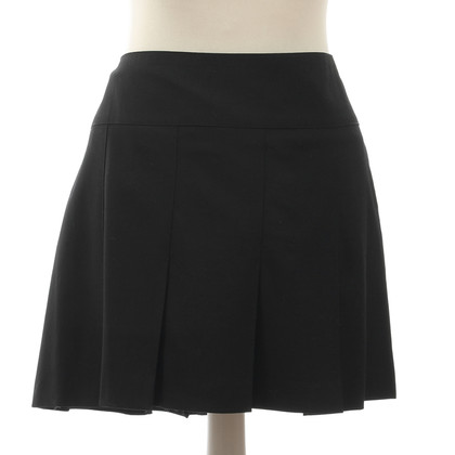 Burberry Black pleated skirt