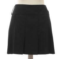 Burberry Black geplooid rok