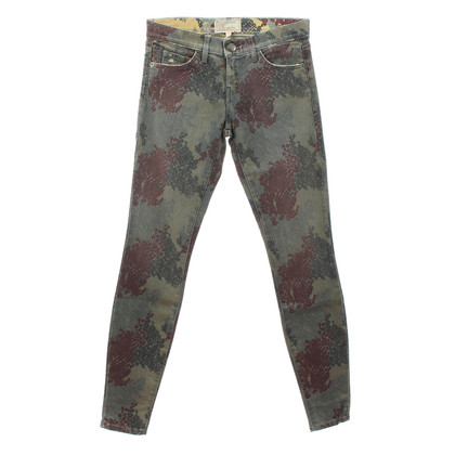 "Current Elliott Jeans ""The Ankle Skinny"""