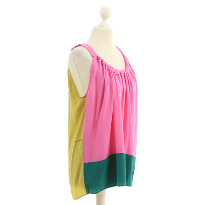 Marni for H&M Top in seta colorata