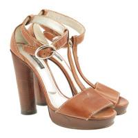 Dolce & Gabbana High heel sandal with round heels