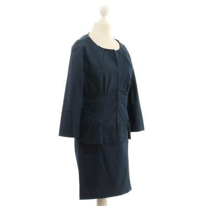 Prada Donker blauwe kostuum