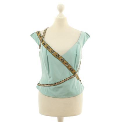 Ella Singh Embroidered corset