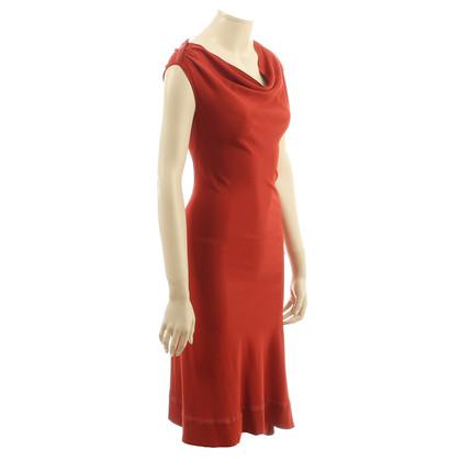 Jean Paul Gaultier Kleid mit Wasserfallausschnitt