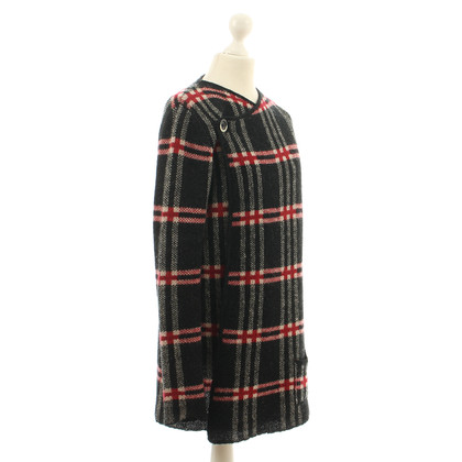 Bloom Plaid Cardigan
