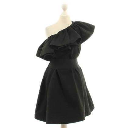 Lanvin for H&M Black one-shoulder dress