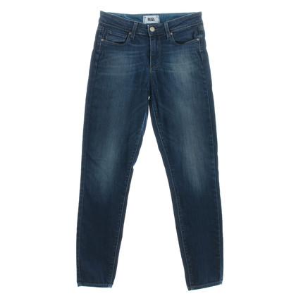 """Paige Jeans Blue Jeans """"Vriendin Cut"""""""