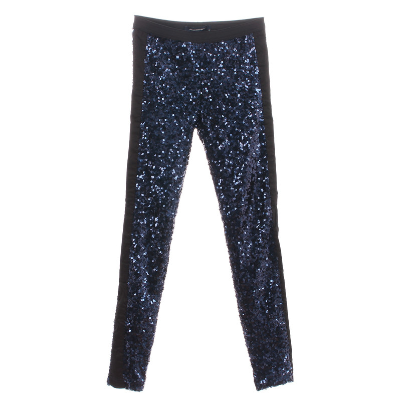 French Connection Pant with sequins