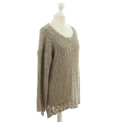 Hugo Boss Pullover with glitter yarn