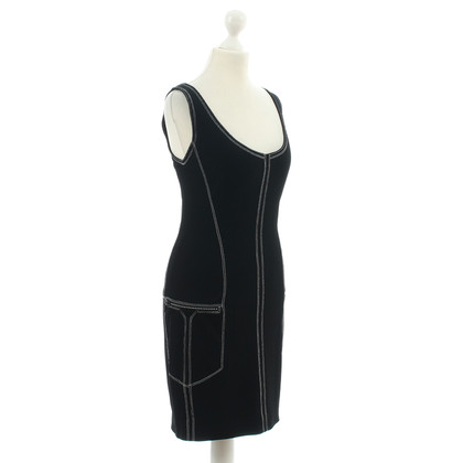 Gianni Versace Dress with Rhinestone trim