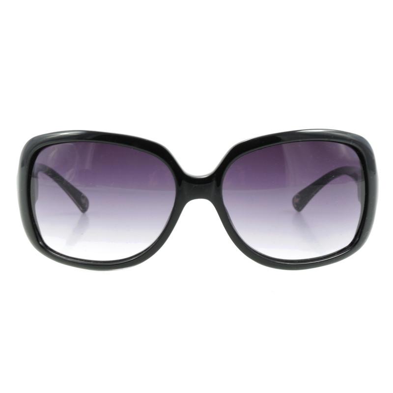 michael kors sonnenbrille in schwarz second hand michael. Black Bedroom Furniture Sets. Home Design Ideas