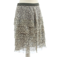 Marc Cain skirt with flounces