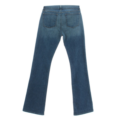 J Brand Flared leg jeans blue denim