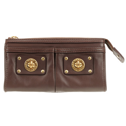 Marc by Marc Jacobs Wallet in leather
