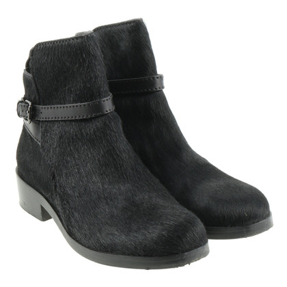 Acne Ankle boots with fur
