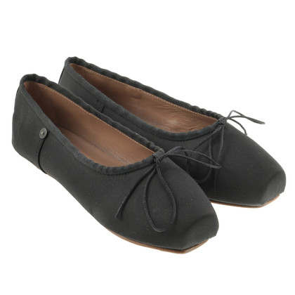 Acne Ballet flats with bow