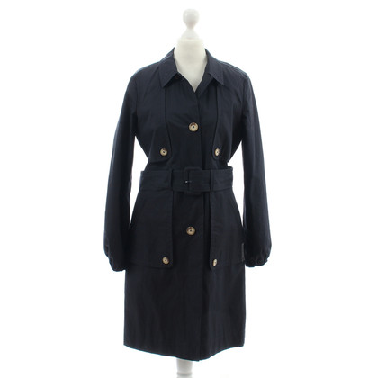 DKNY Trench coat in blue