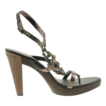Michael Kors Bruin sandalen