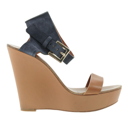 Hugo Boss Bicolor Wedges
