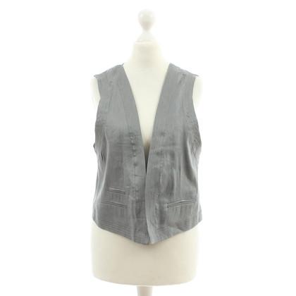 Sandro Grey vest