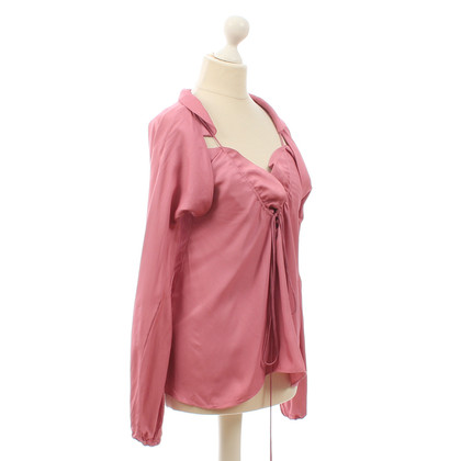 Marni Blouse in pink