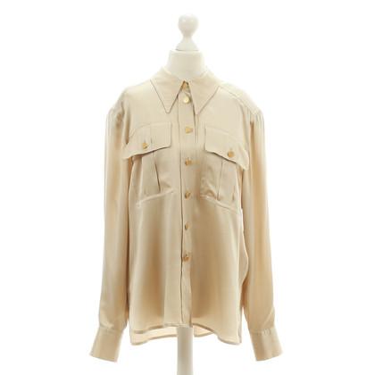 Rena Lange Silk blouse in cream