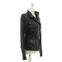 Belstaff Leather jacket in black