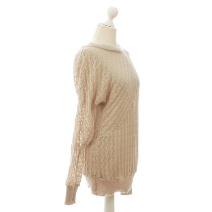 Patrizia Pepe Sweater in nude