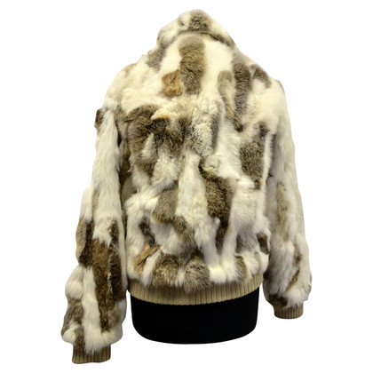 Tara Jarmon Rabbit fur knitwear
