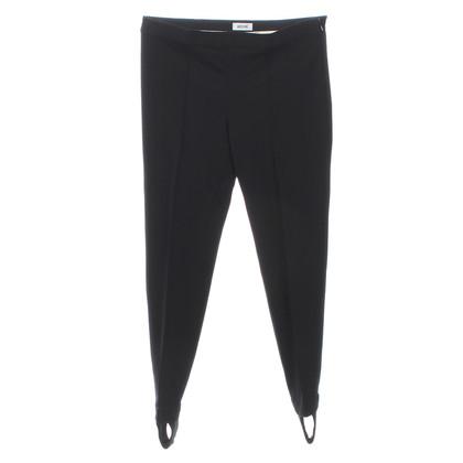 Moschino Steg pantaloni in nero