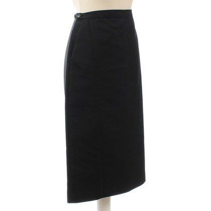 Narciso Rodriguez skirt in black