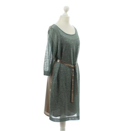 Hoss Intropia Kleid mit Paillettengürtel