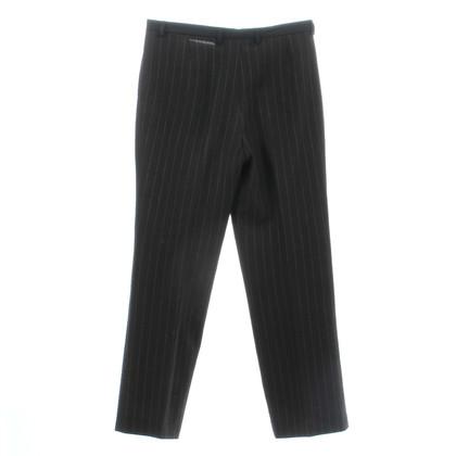 Lanvin Pantaloni gessati