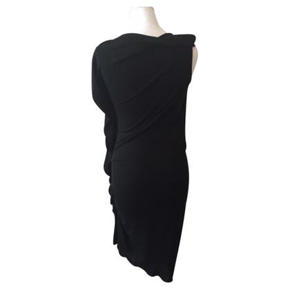 Roland Mouret Elegantes schwarzes Kleid