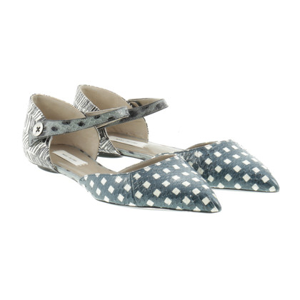 Marc Jacobs Flats im Muster-Mix