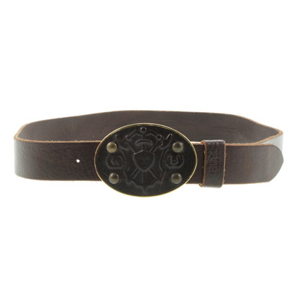 Hugo Boss Coat of arms-buckle belt