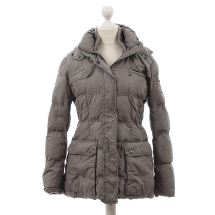 Add Down jacket in taupe