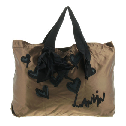 Lanvin Shopper in Braun