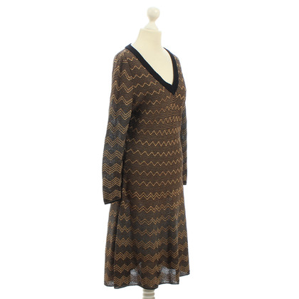 Missoni Dress gold
