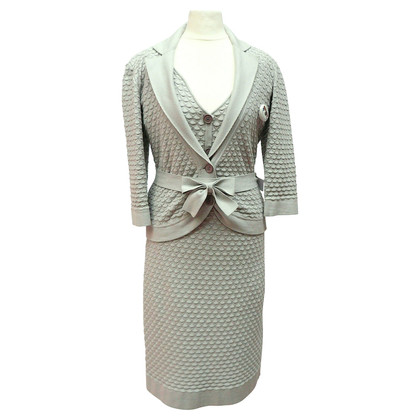 Christian Dior Knit dress with jacket