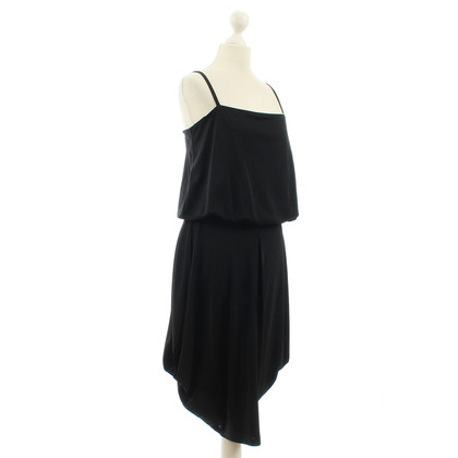 Filippa K Pinafore dress in black