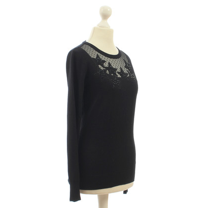 Roberto Cavalli Sweater with Rhinestone