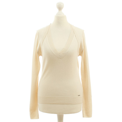 JOOP! Pullover in Creme