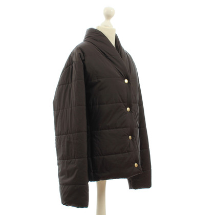 Cerruti 1881 Brown Quilted Jacket