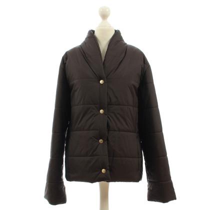 Cerruti 1881 Brun matelassé Jacket