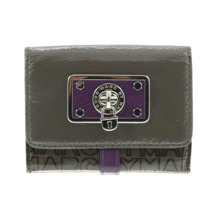 Marc by Marc Jacobs Grey wallet