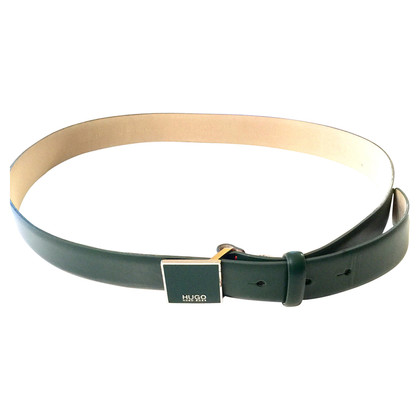 Hugo Boss Green belt