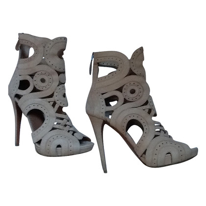Alaïa Cutout booties