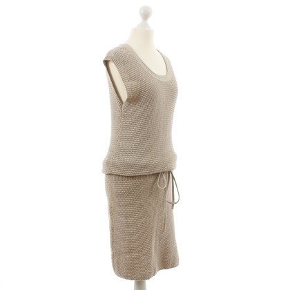 "Chloé ""Melitta"" koord jurk"