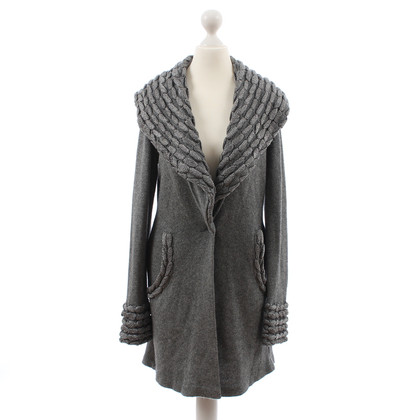 Temperley London Strickjacke mit Applikationen